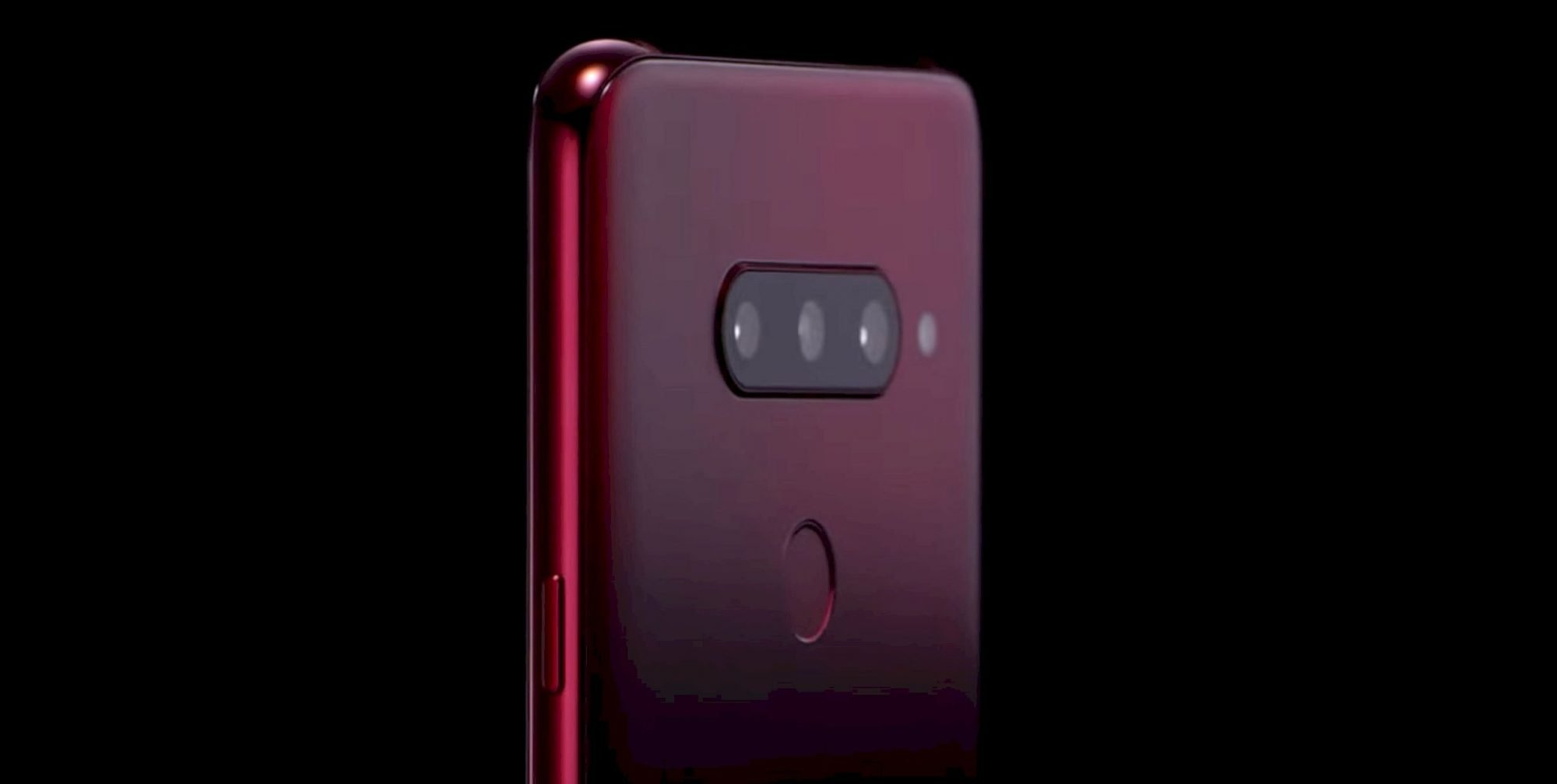 LG V40 ThinQ: the power to capture moments!