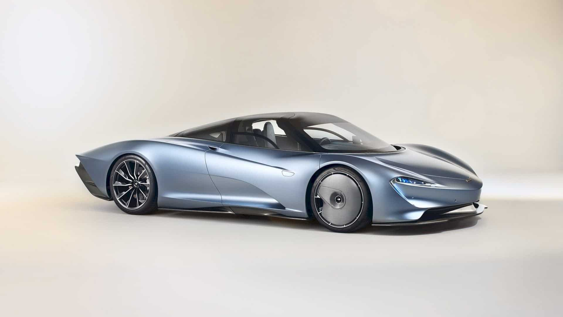 Mclaren Speedtail 11