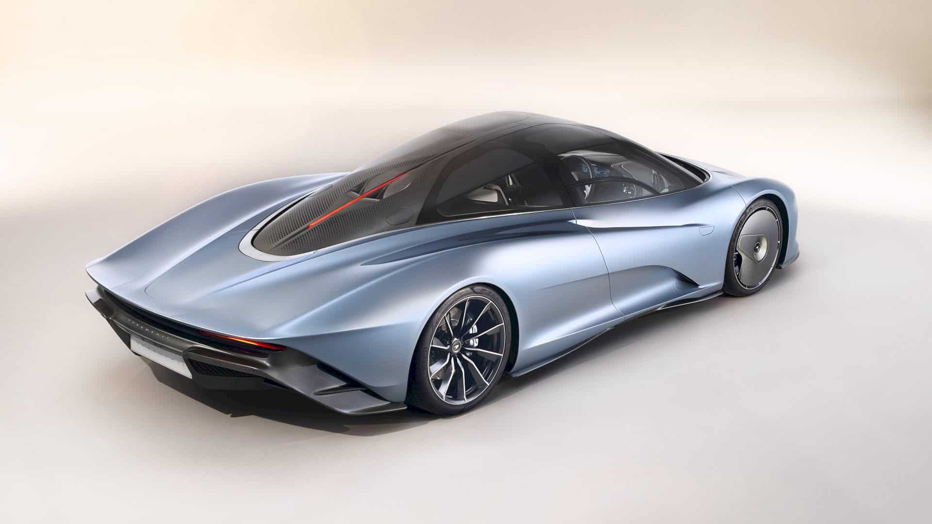 Mclaren Speedtail 13