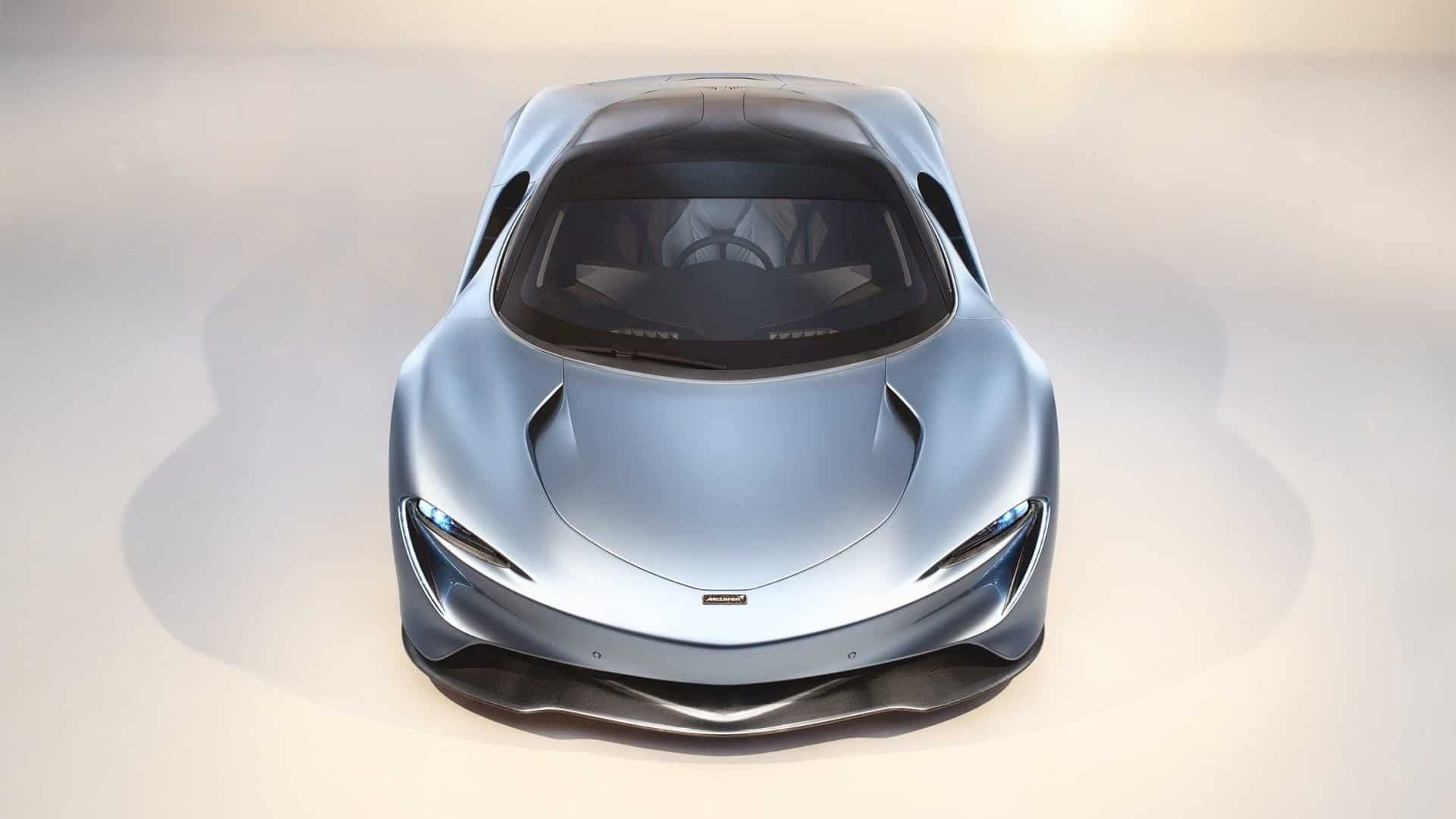 Mclaren Speedtail 15