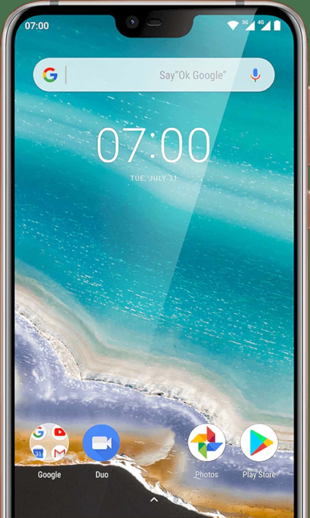 Nokia 7 1 6