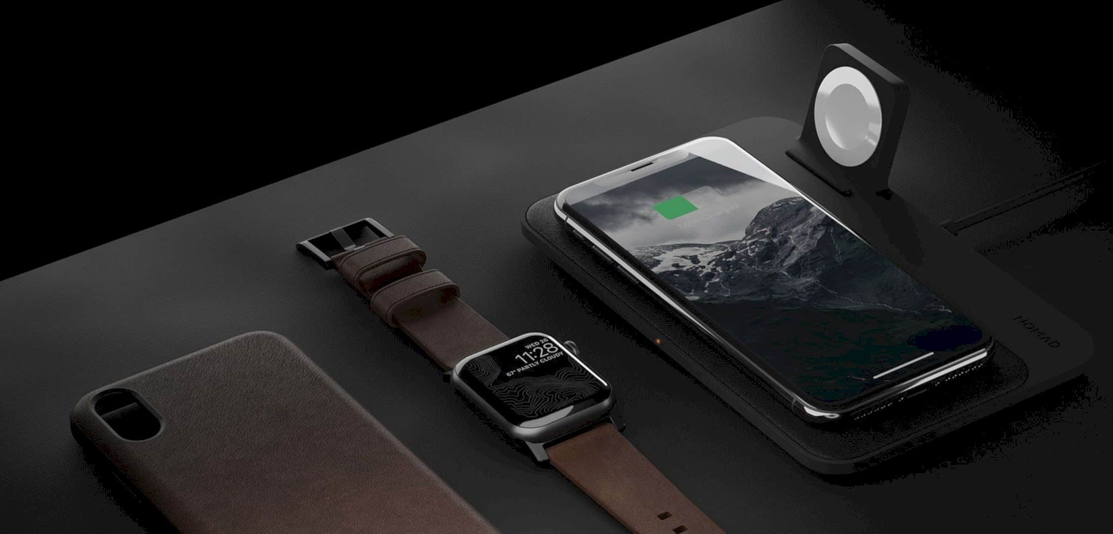 Nomad Base Station Apple Watch Edition 8