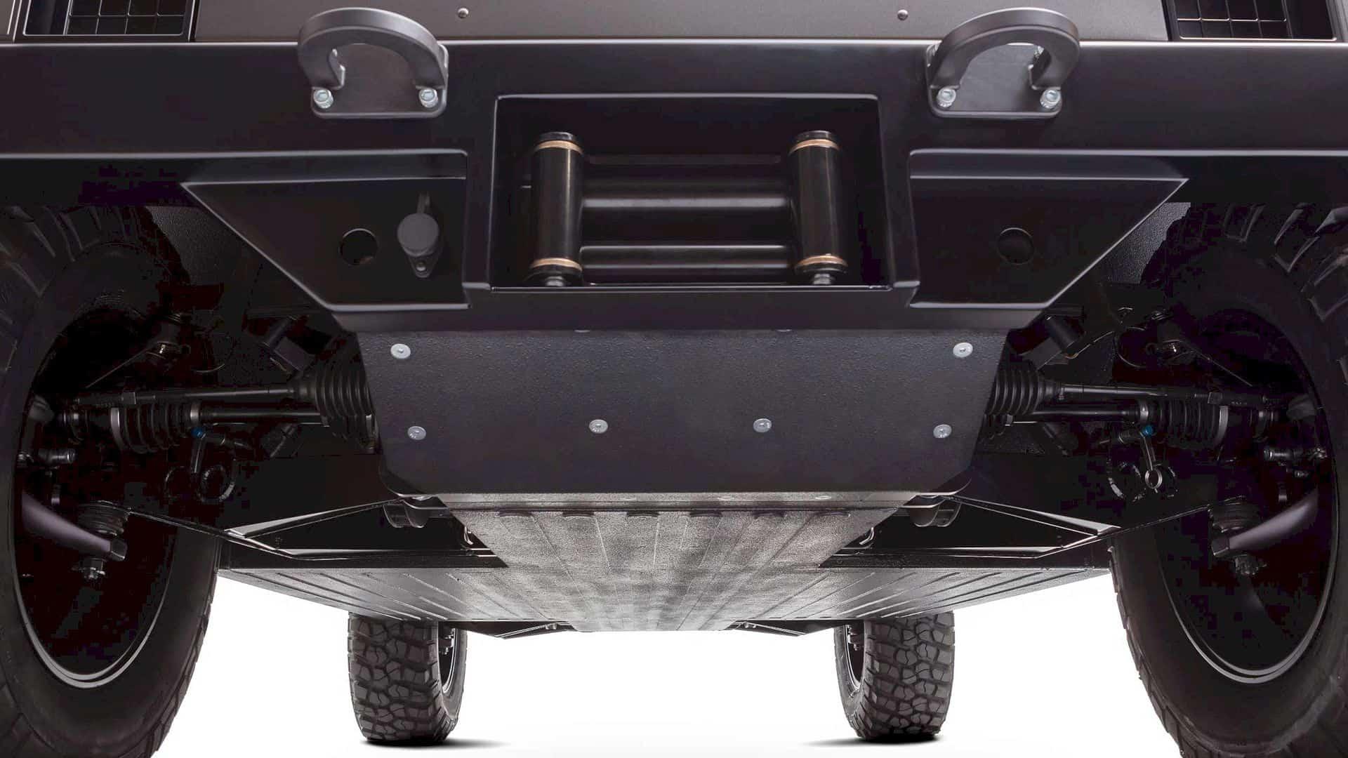 The B2 Pickup Truck 9