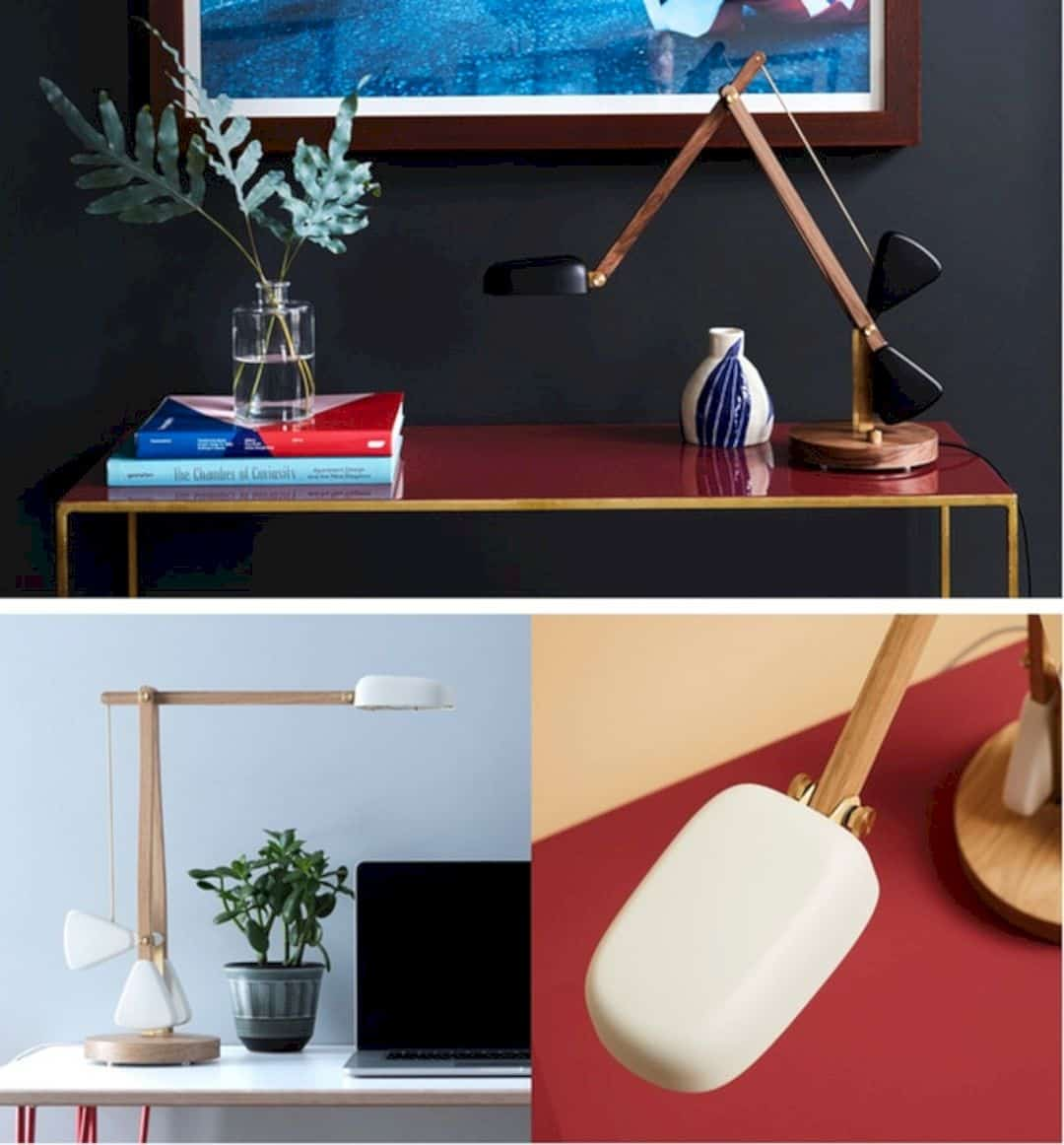 The Herston Self Balancing Desk Lamp 4
