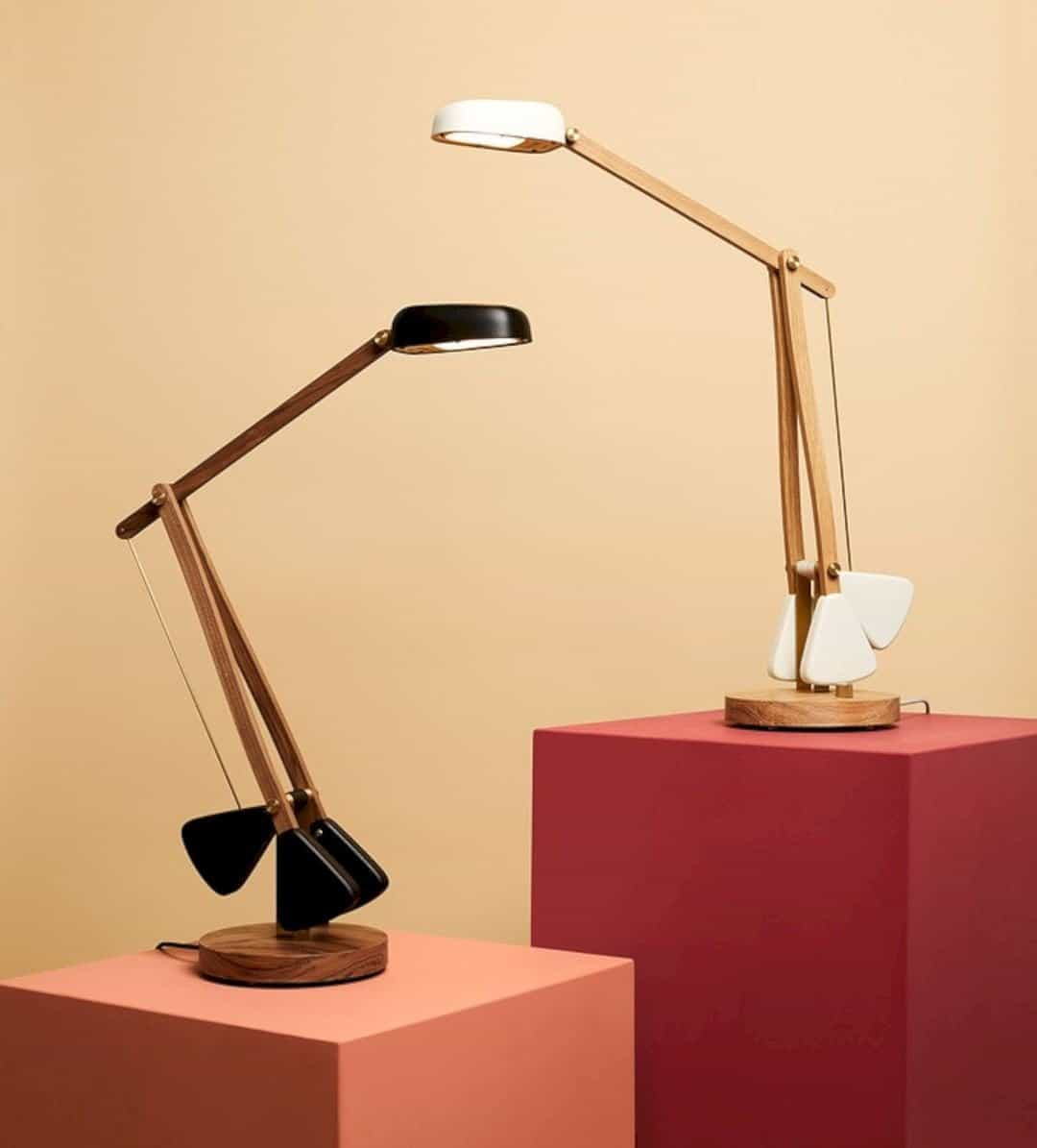 The Herston Self Balancing Desk Lamp 5