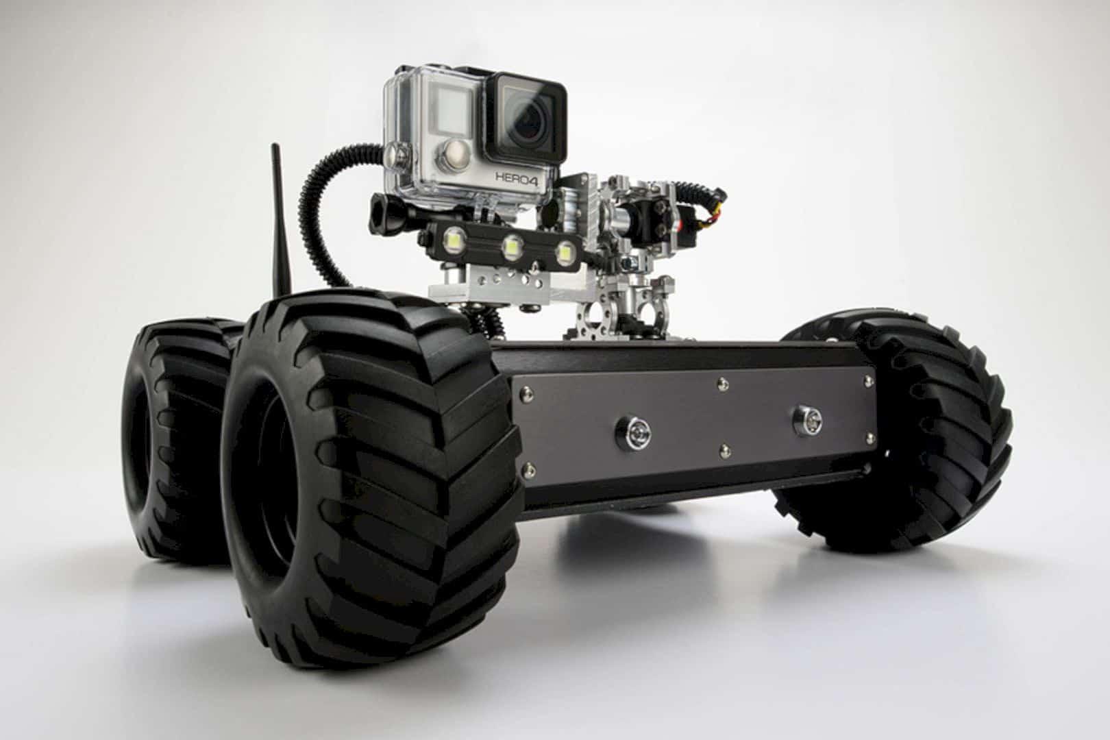 The Pan Tilt Minibot 1