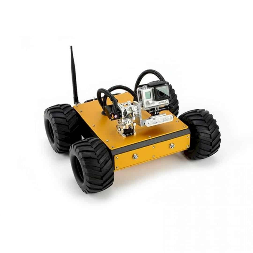 The Pan Tilt Minibot 6