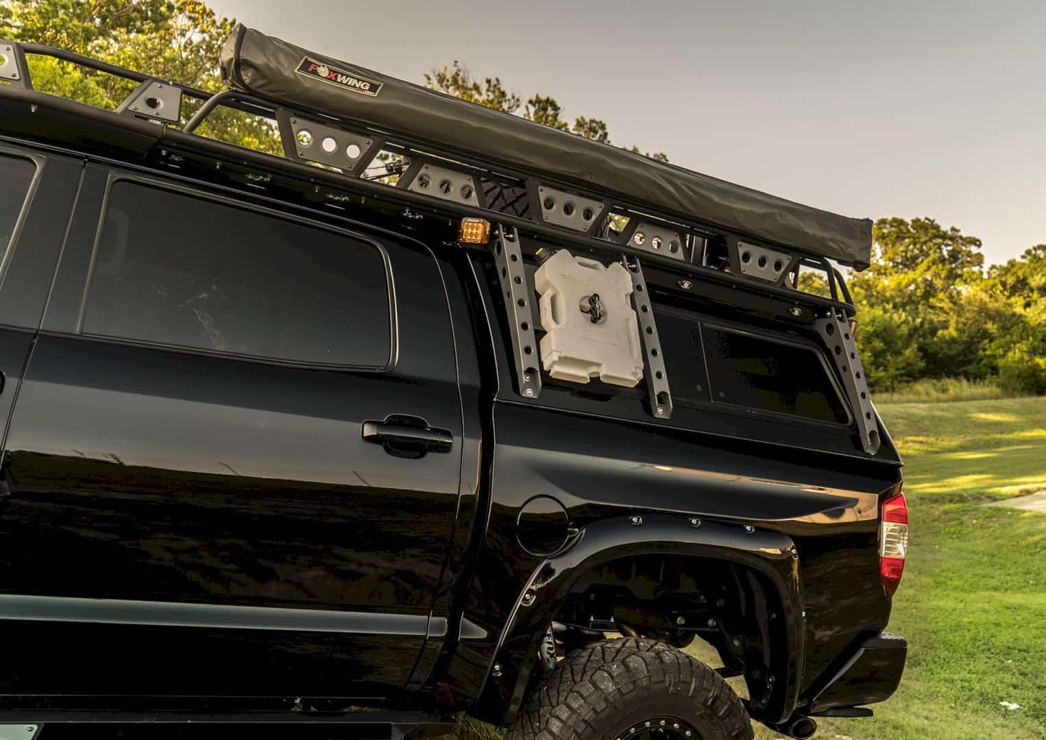 Toyota X Kevin Costner Tundra Platinum 1