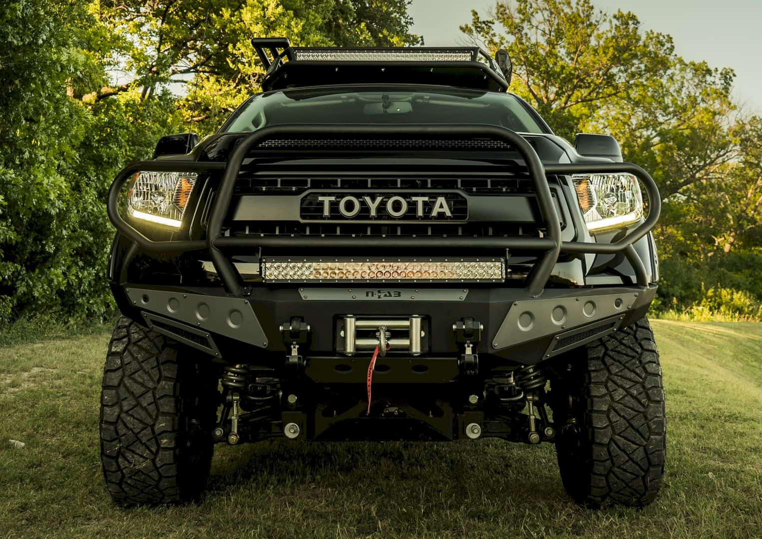Toyota X Kevin Costner Tundra Platinum 2