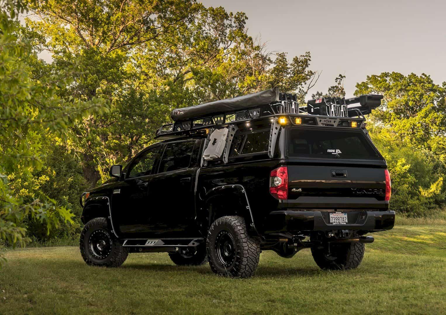 Toyota X Kevin Costner Tundra Platinum 3