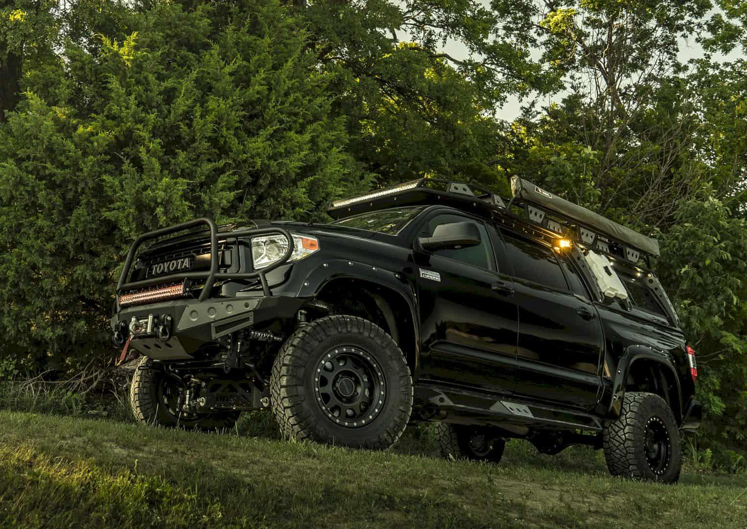 Toyota X Kevin Costner Tundra Platinum 4