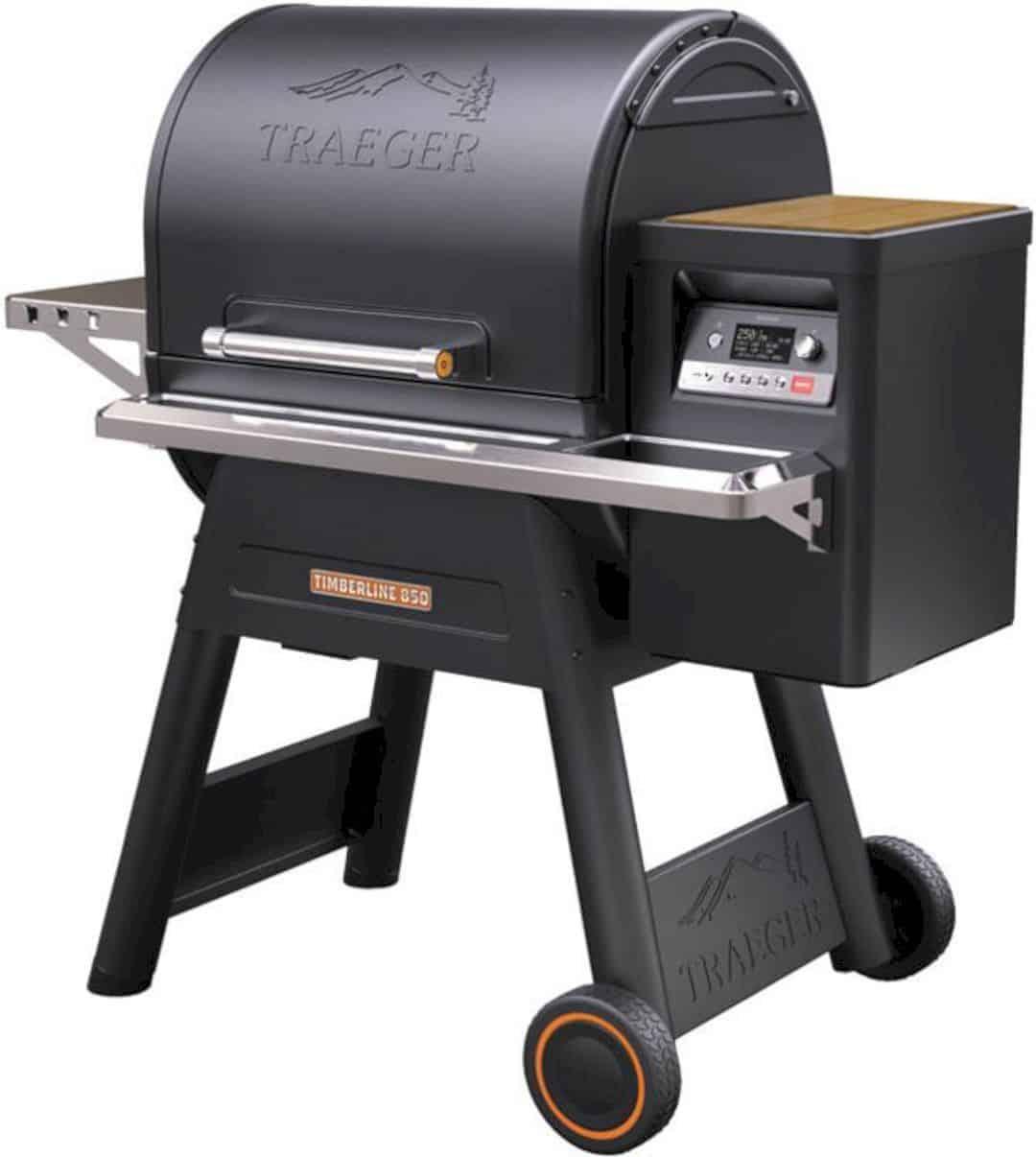 Traeger Timberline 850 Pellet Grill 3