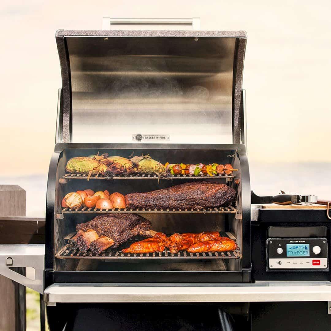 Traeger Timberline 850 Pellet Grill 6