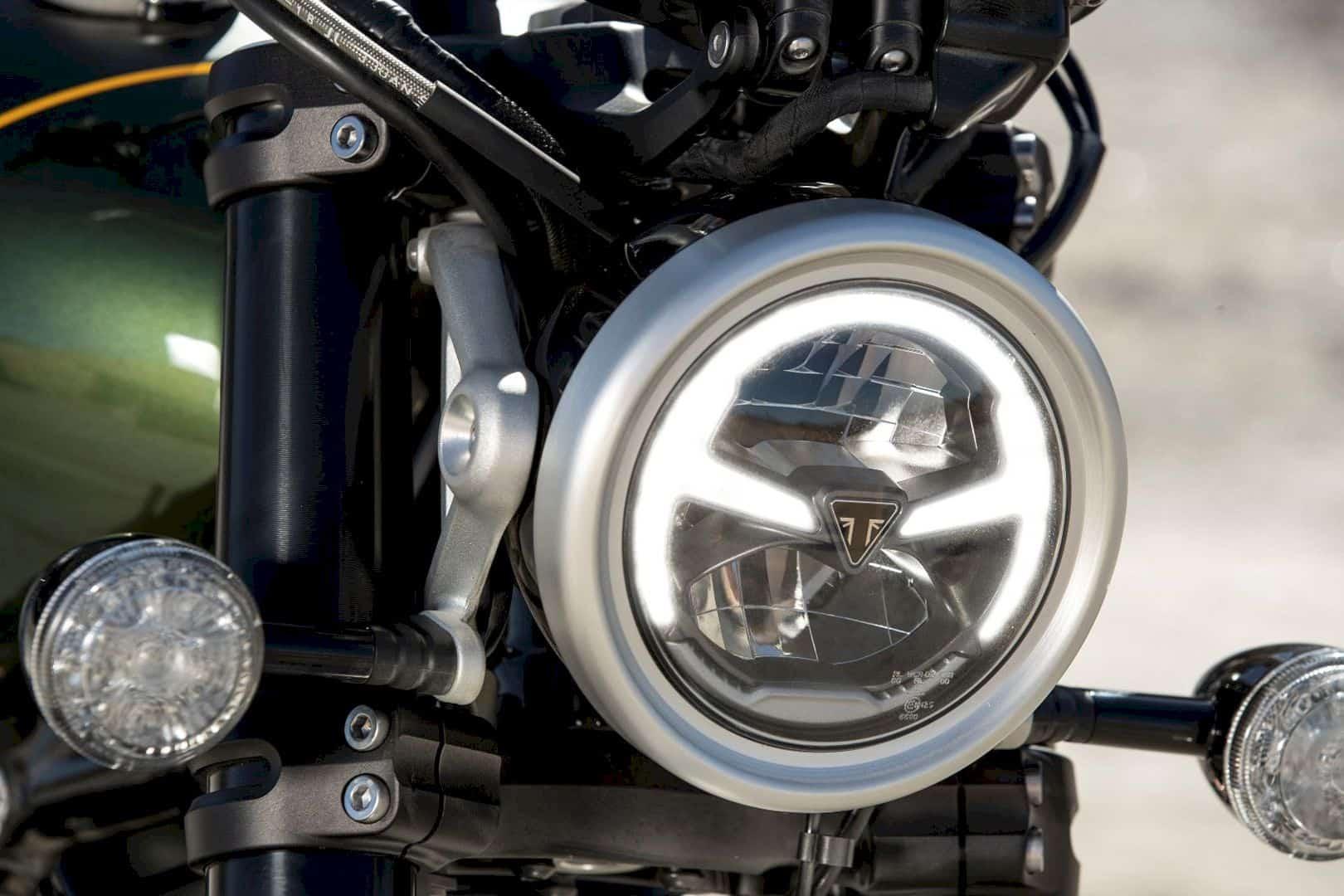 Triumph Scrambler 1200 5