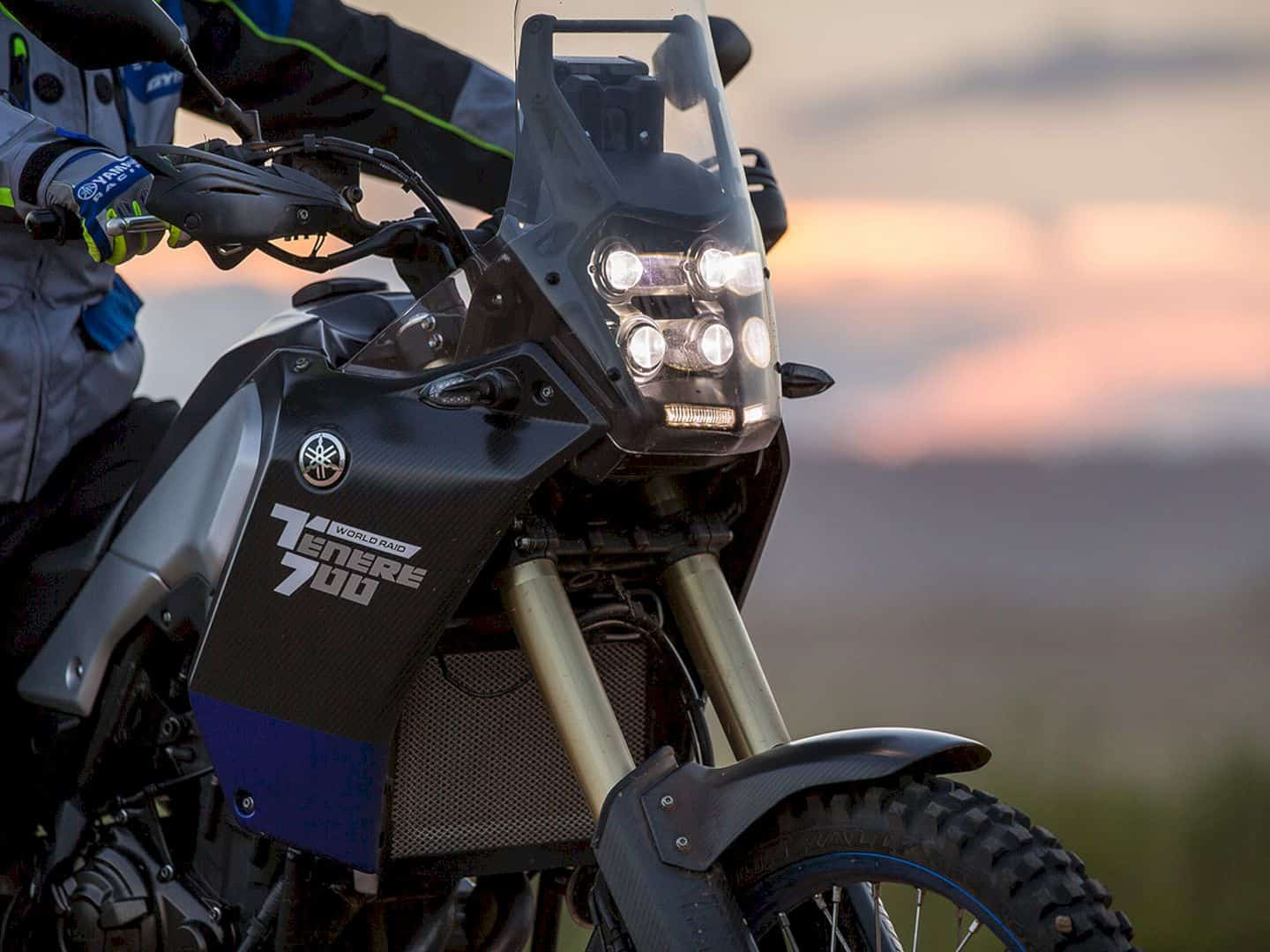 Yamaha Ténéré 700 World Raid 1