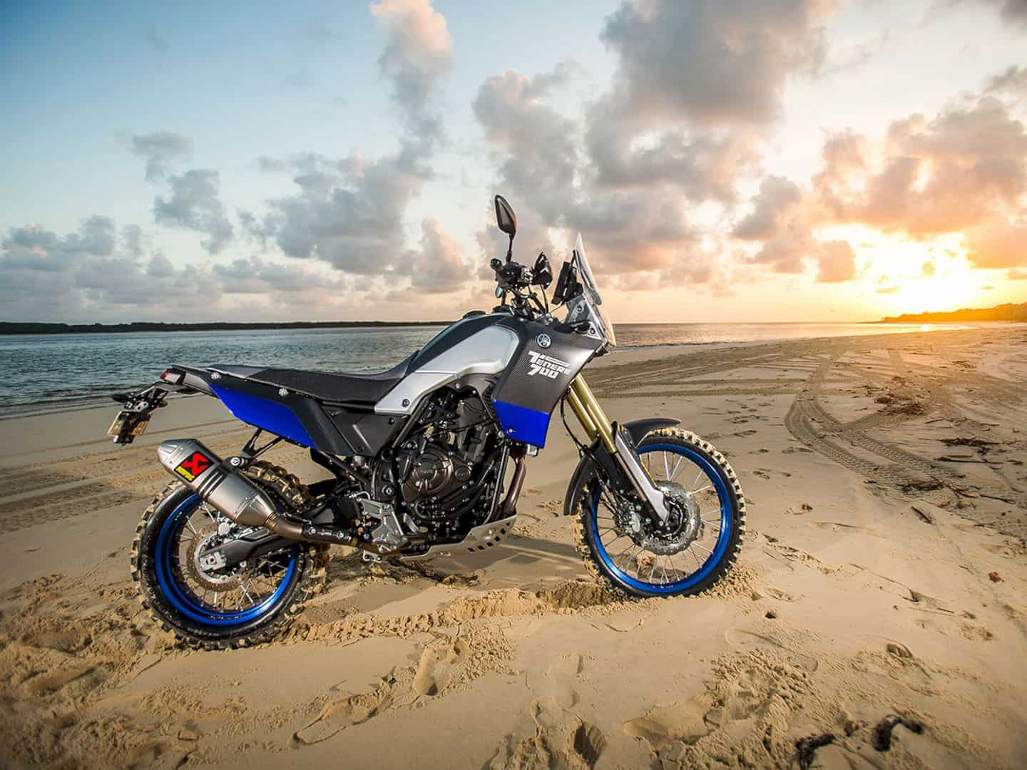 Yamaha Ténéré 700 World Raid 11