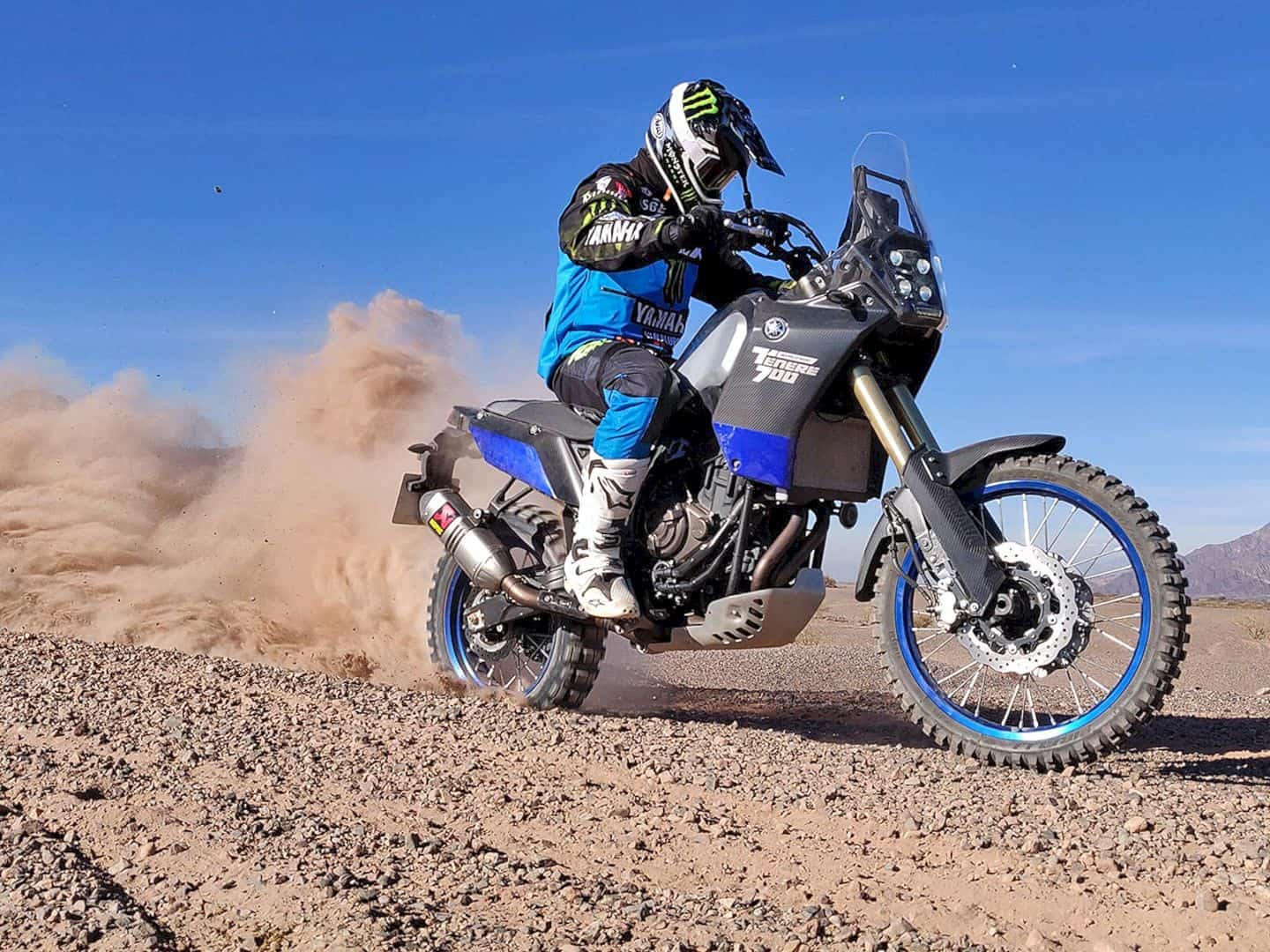 Yamaha Ténéré 700 World Raid 2