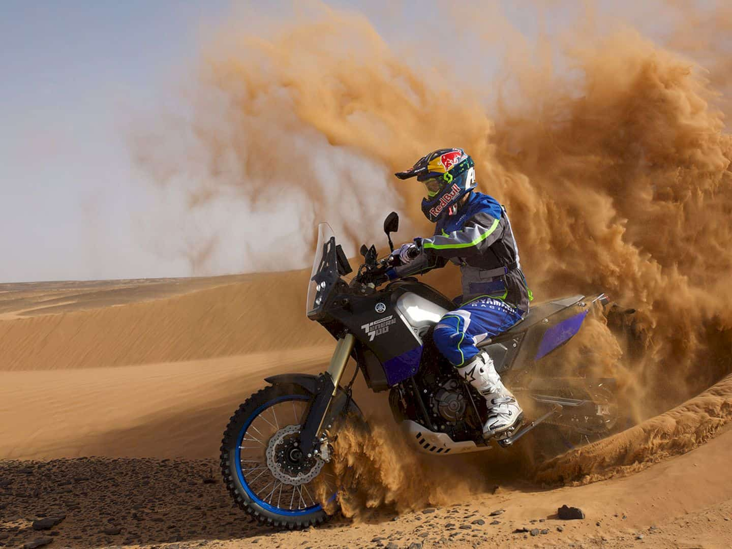 Yamaha Ténéré 700 World Raid 4