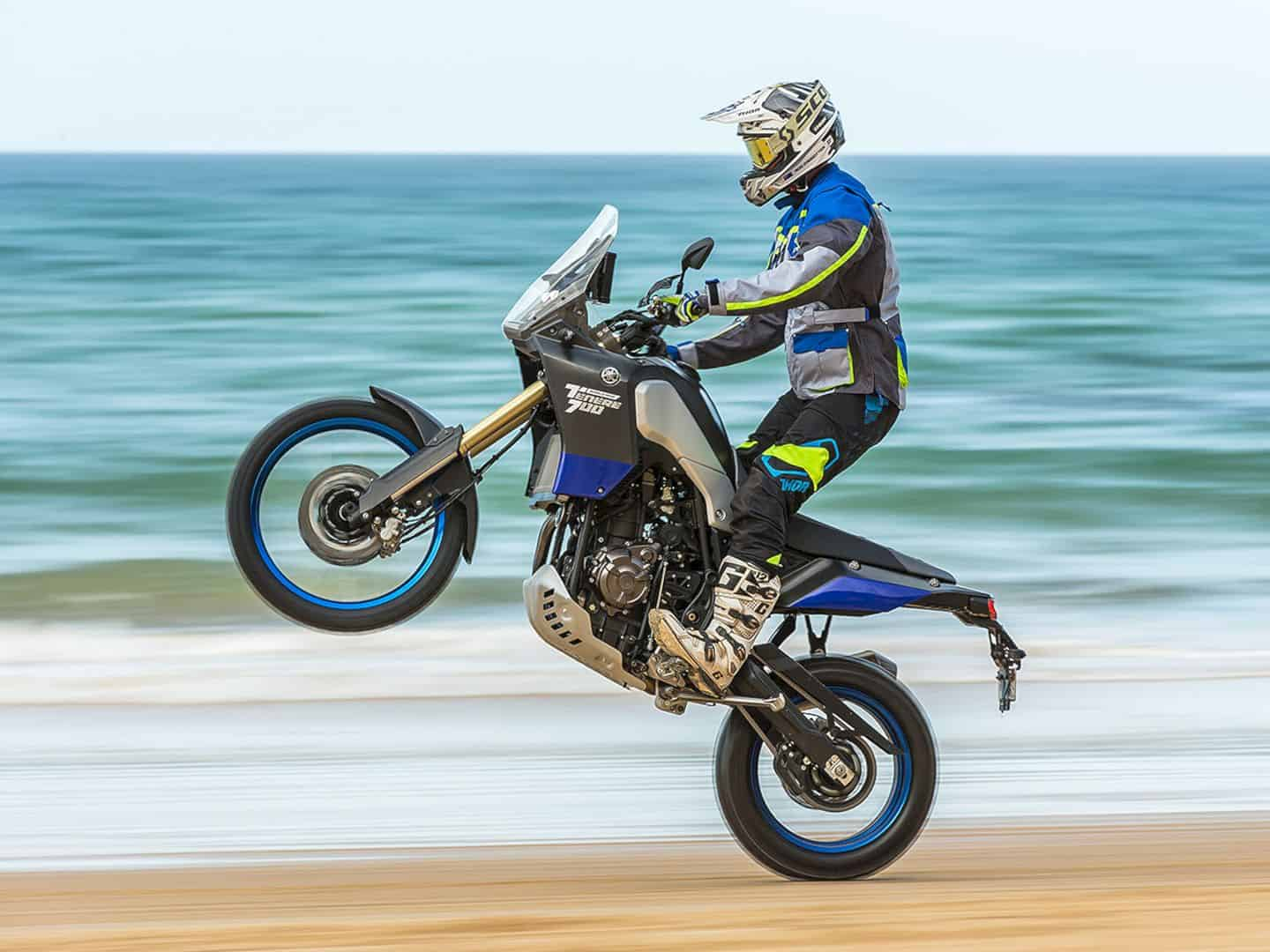 Yamaha Ténéré 700 World Raid 5