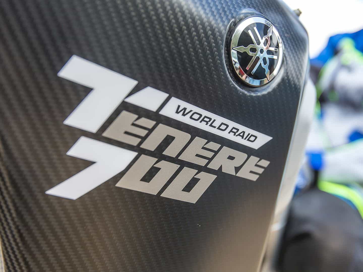 Yamaha Ténéré 700 World Raid 6