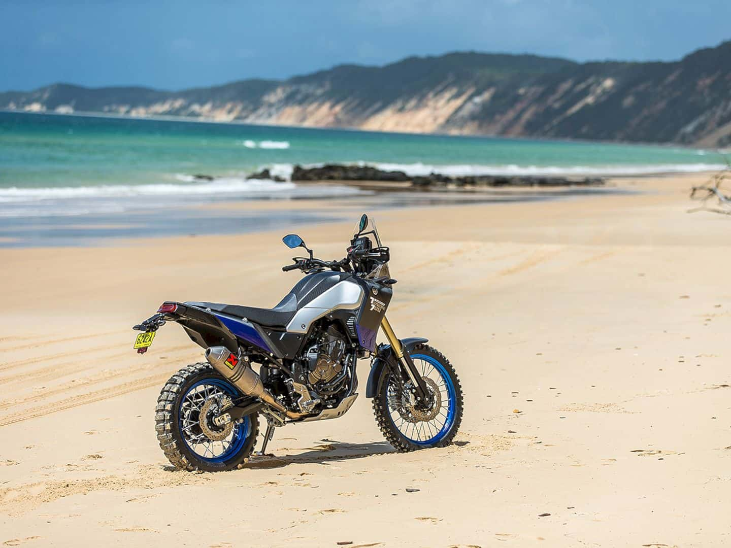 Yamaha Ténéré 700 World Raid 9