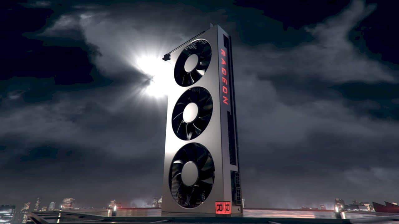 Amd Radeon Vii 2