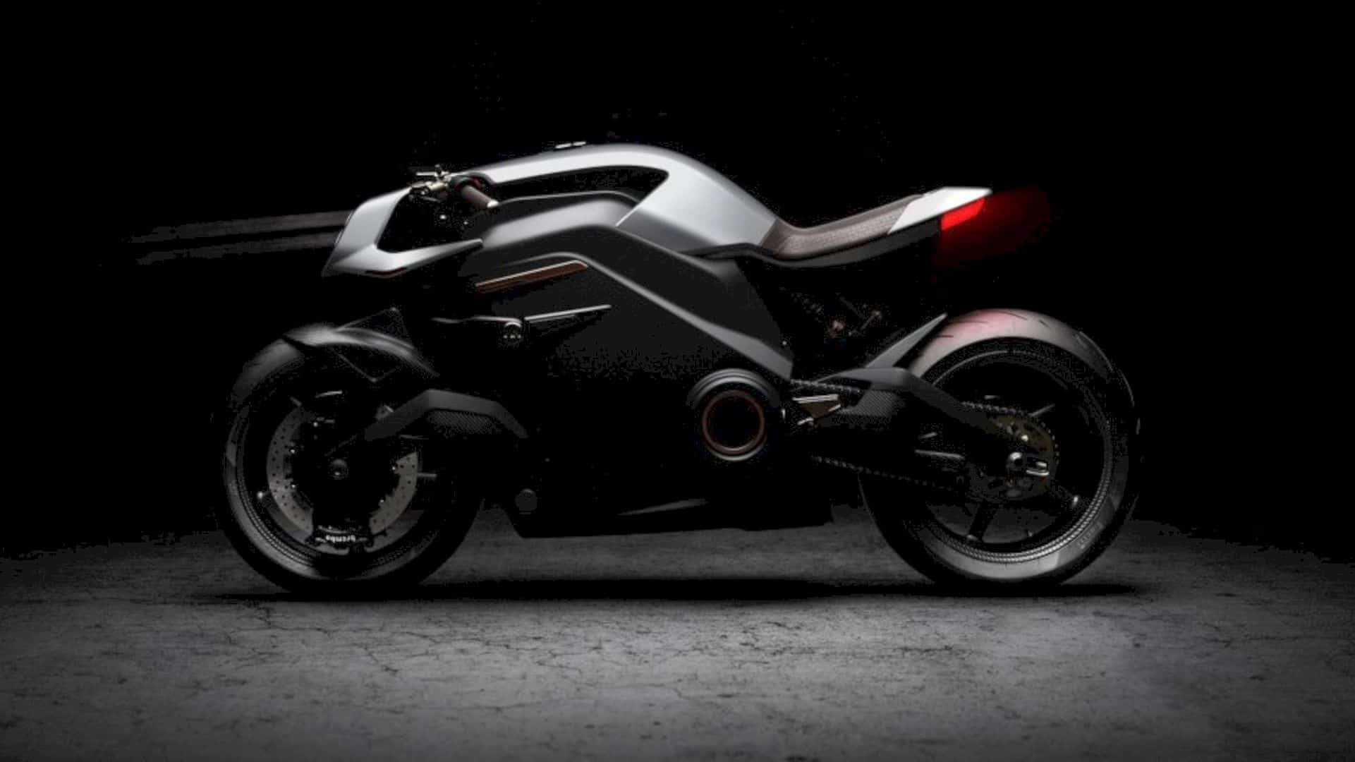 Arc Vector: The World's First Fully Electric Neo-Cafe Racer