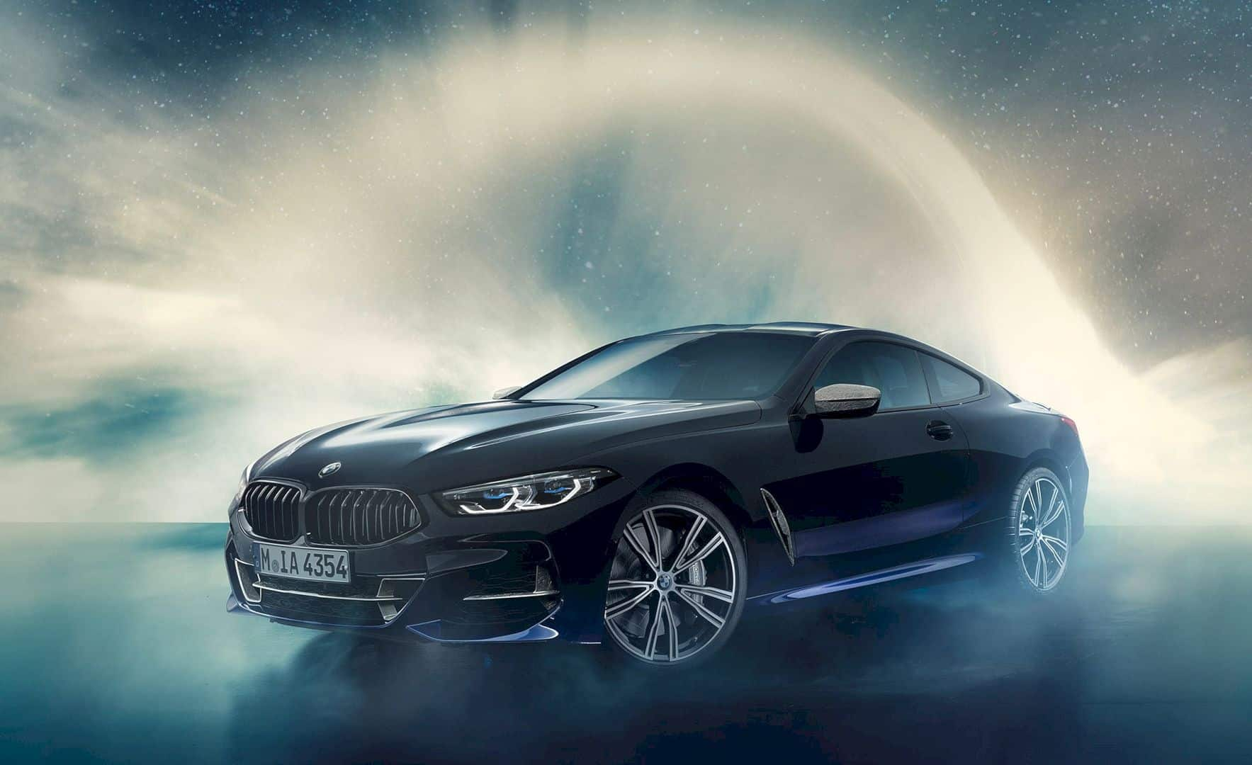 Bmw Individual M850i Xdrive Coupe Night Sky 10