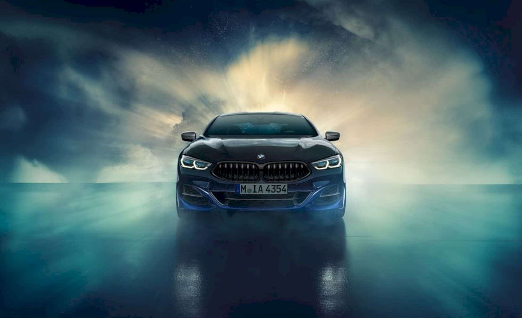 Bmw Individual M850i Xdrive Coupe Night Sky 11