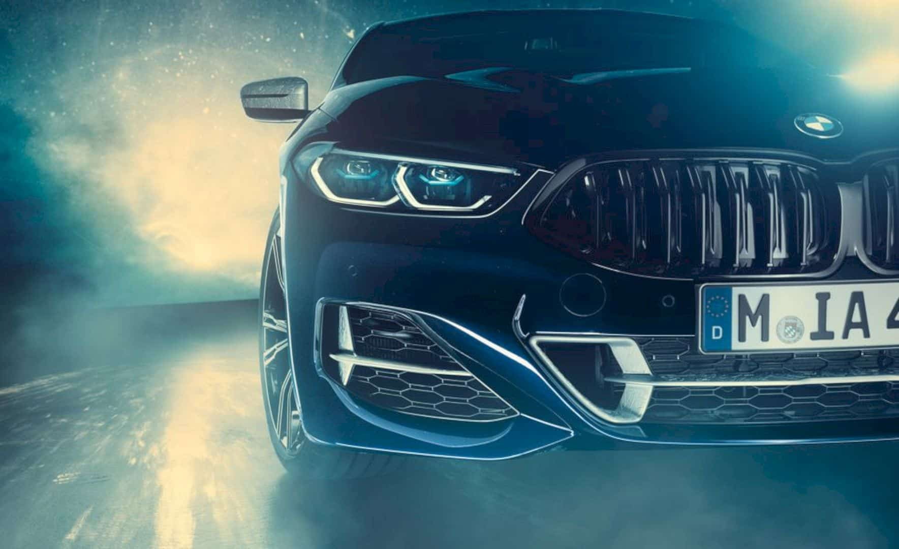 BMW Individual M850i xDrive Coupe Night Sky: the real special-edition with components made from real meteorites