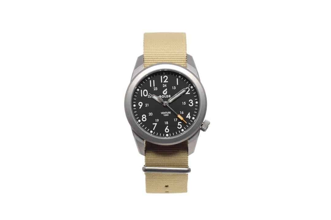 BOLDR Venture: a field watch that's ready for anything