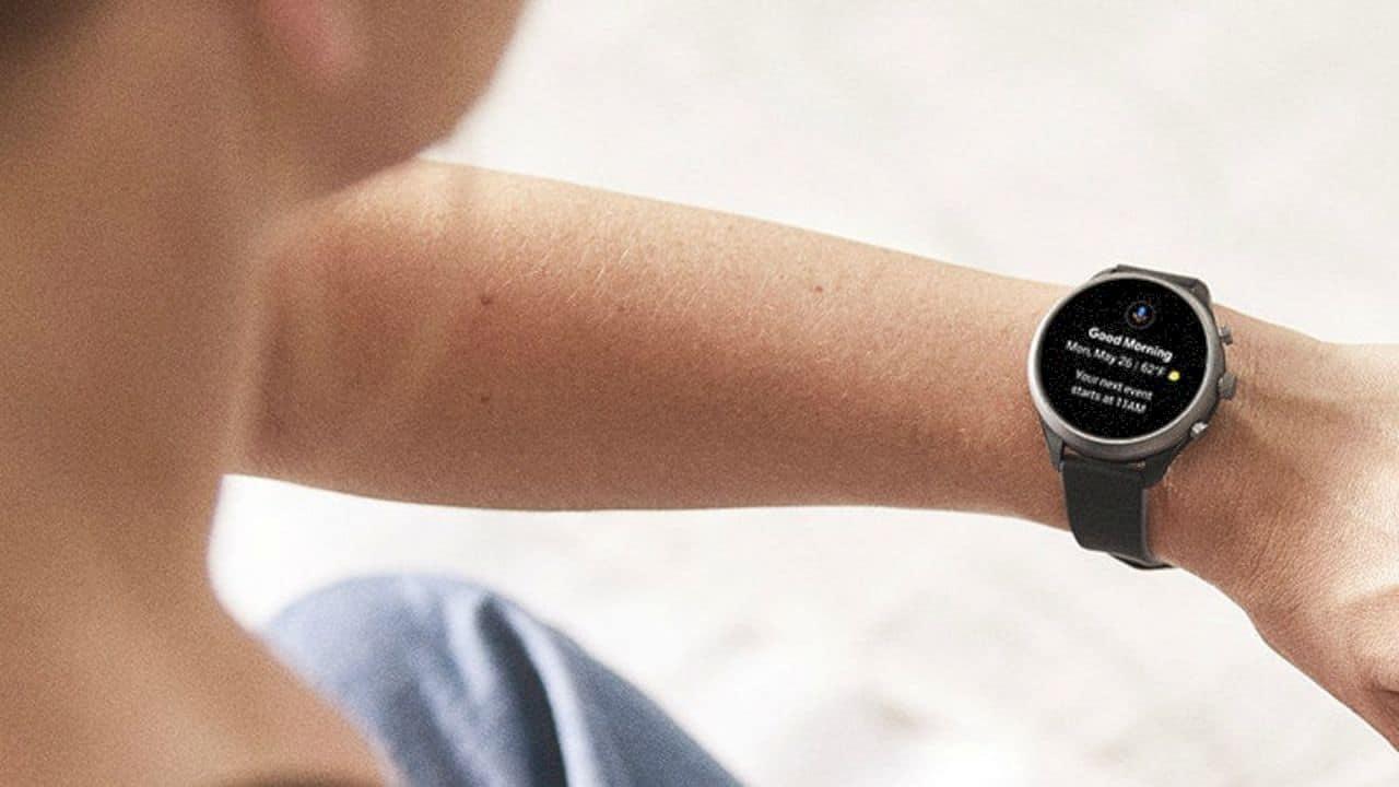Fossil Sport Smartwatch 11