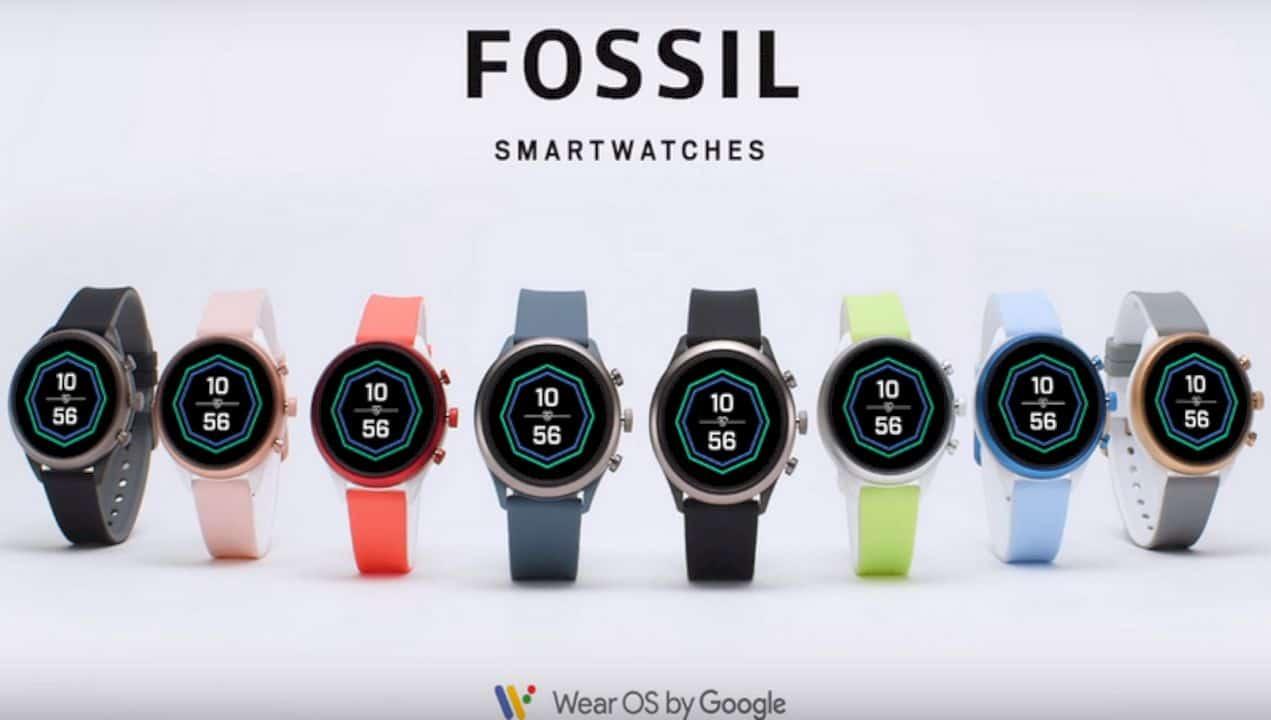 Fossil Sport Smartwatch 12