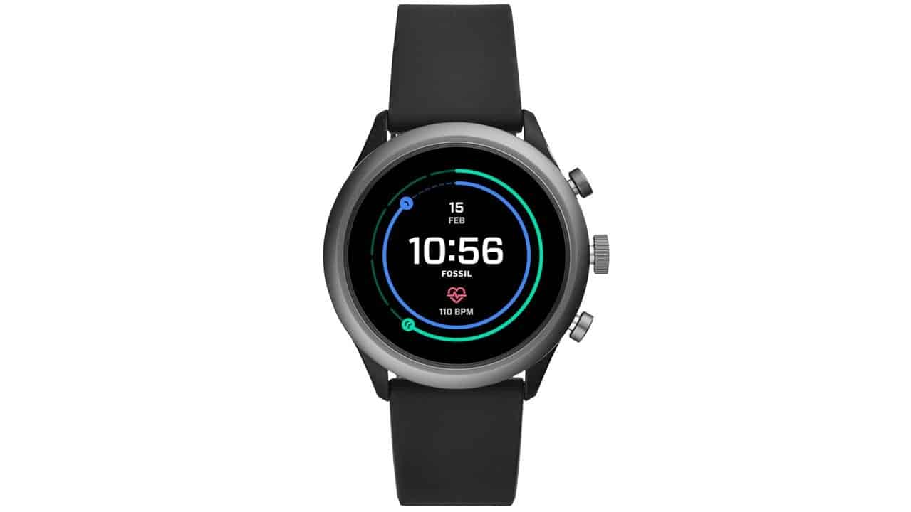 Fossil Sport Smartwatch: Fit for every style!