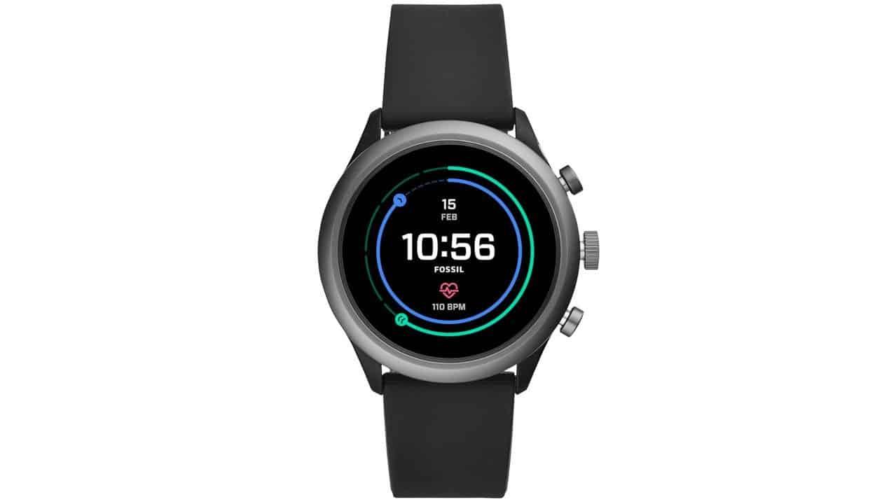 Fossil Sport Smartwatch 13