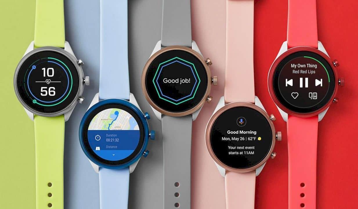 Fossil Sport Smartwatch 14