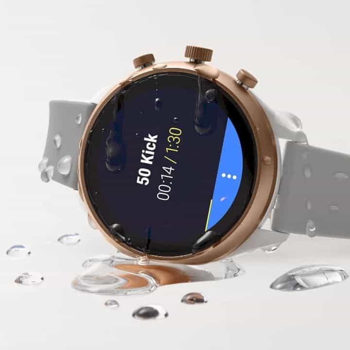 Fossil Sport Smartwatch 7