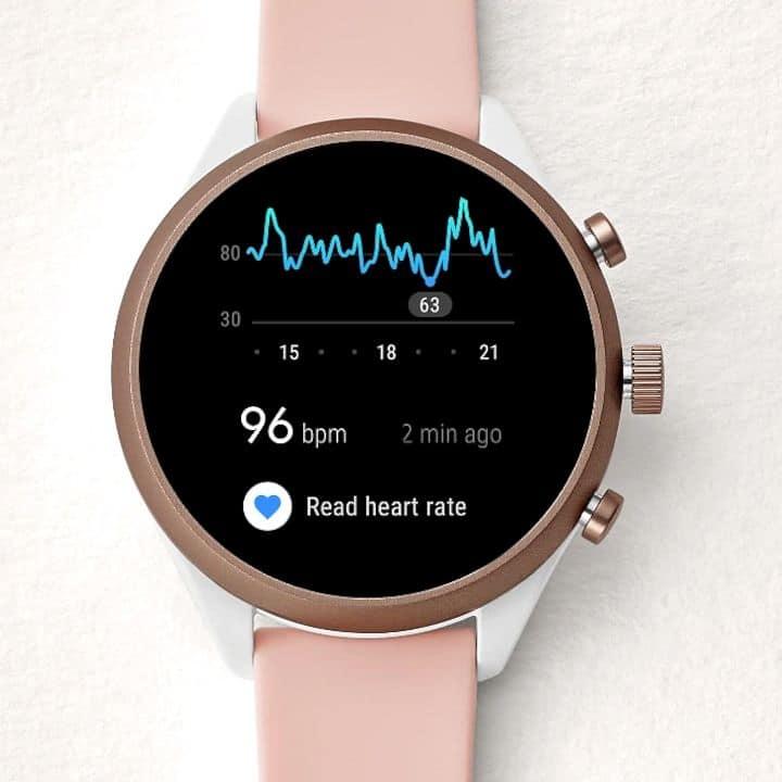 Fossil Sport Smartwatch 8