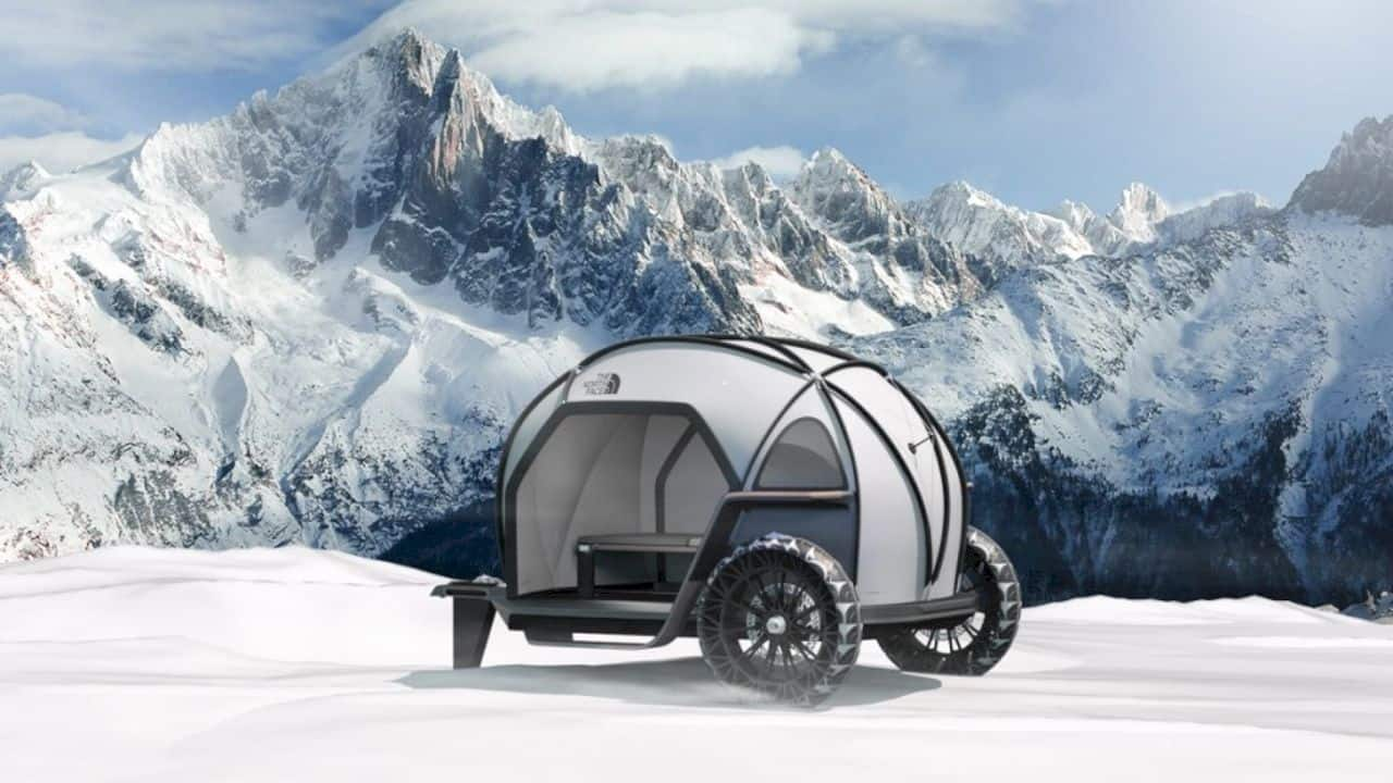 Futurelight Camper Concept 1