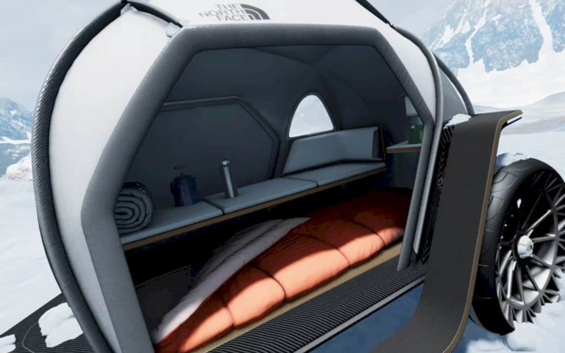 Futurelight Camper Concept 2