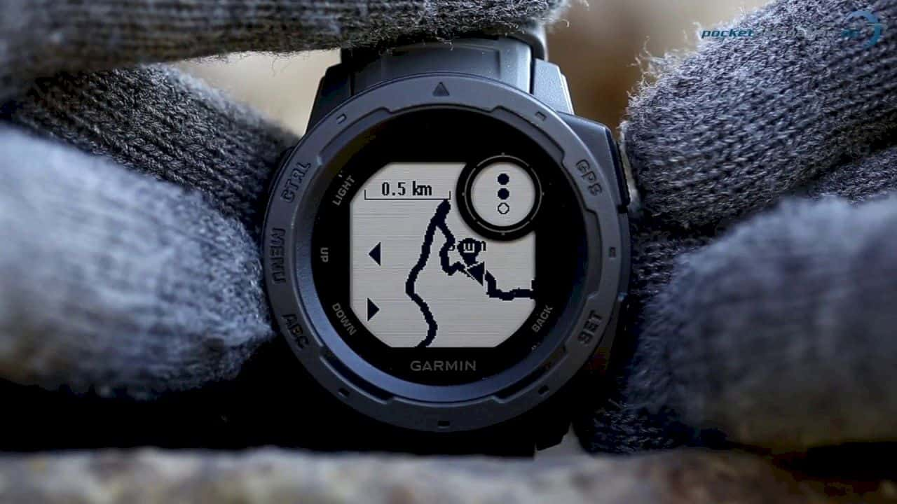 Garmin Instinct™: Built to Withstand the Toughest Environments