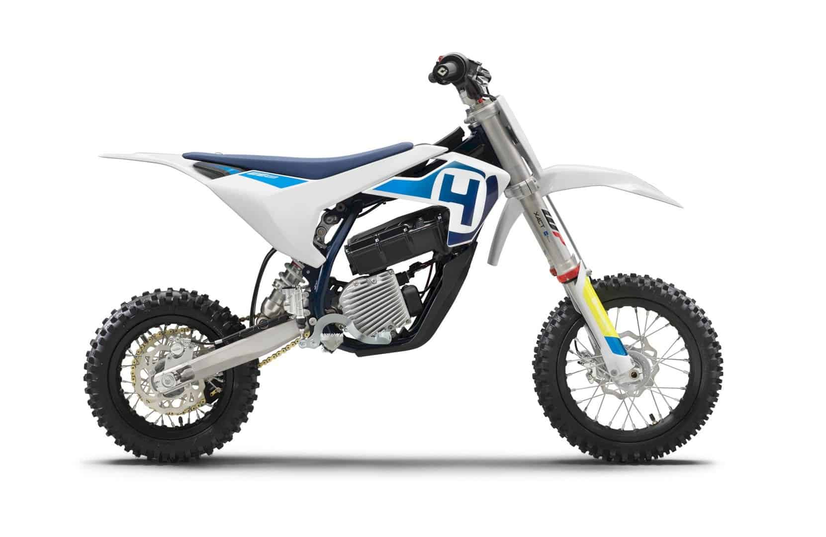 Husqvarna EE 5: the crucial first step into the fast-paced world of electric motorcycles