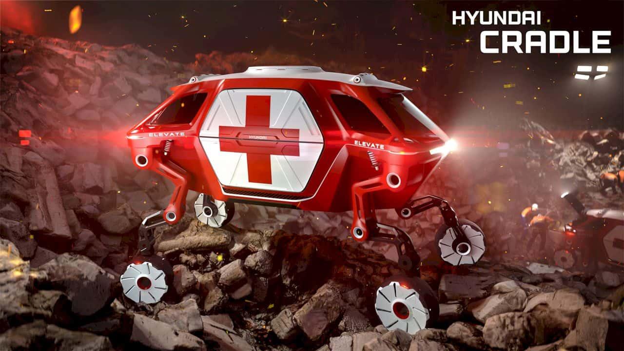 Hyundai Cradle Concept 1