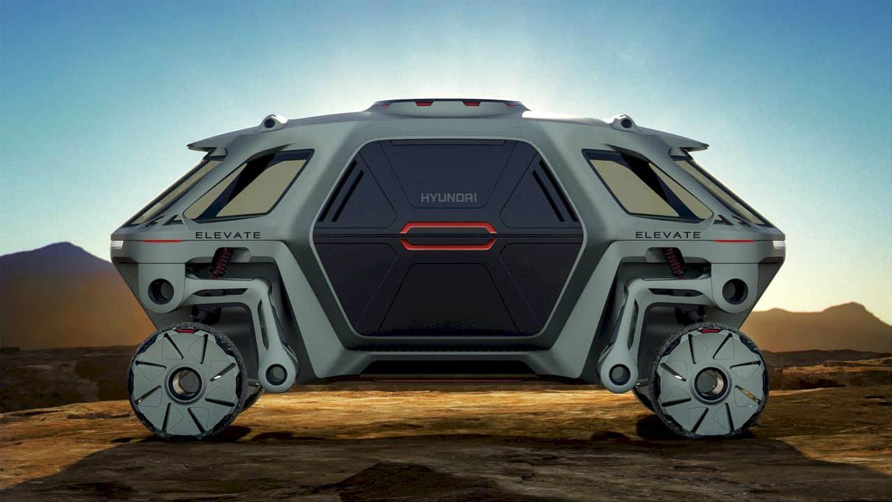 Hyundai Cradle Concept 5