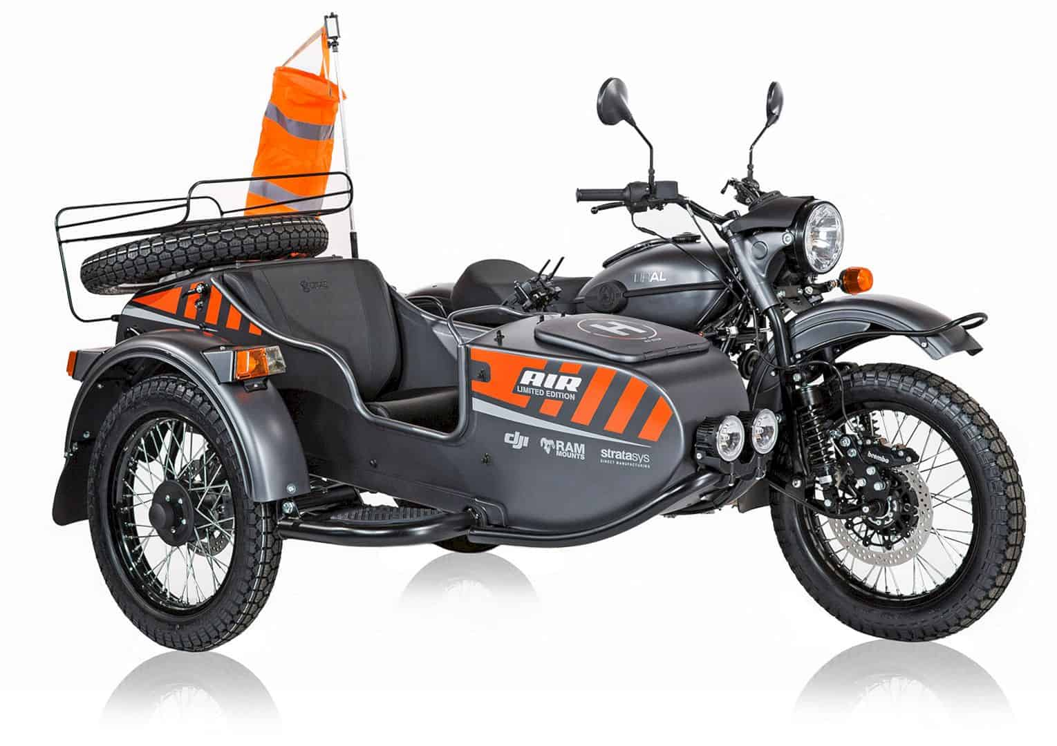 Limited Edition Ural Air 10