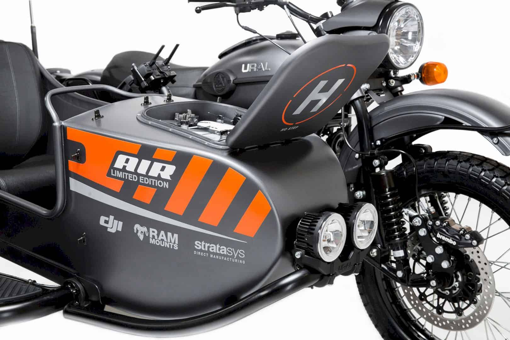 Limited Edition Ural Air 2