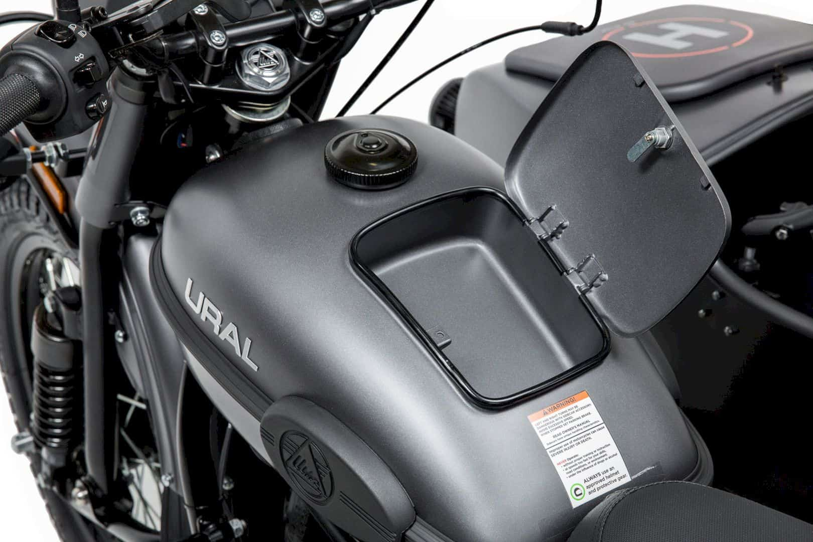 Limited Edition Ural Air 3