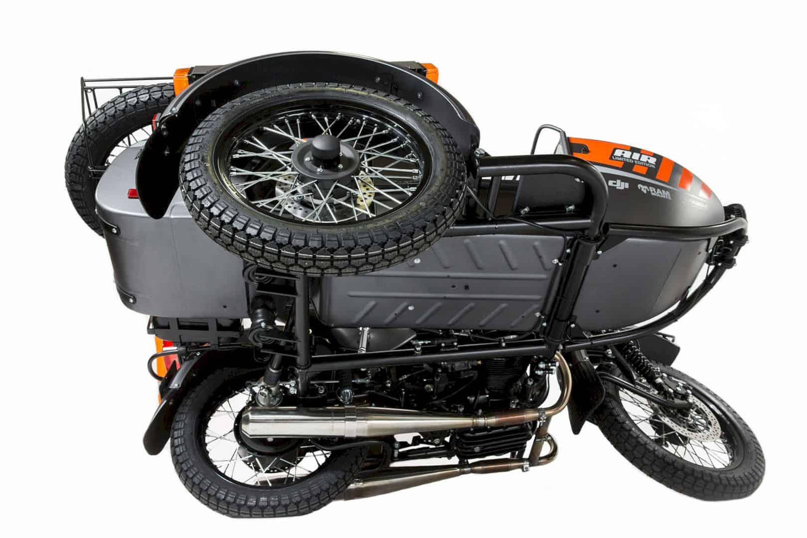 Limited Edition Ural Air 5