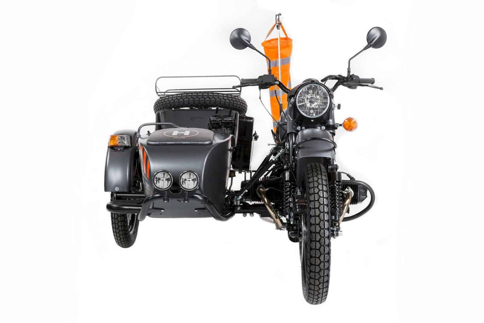 Limited Edition Ural Air 7