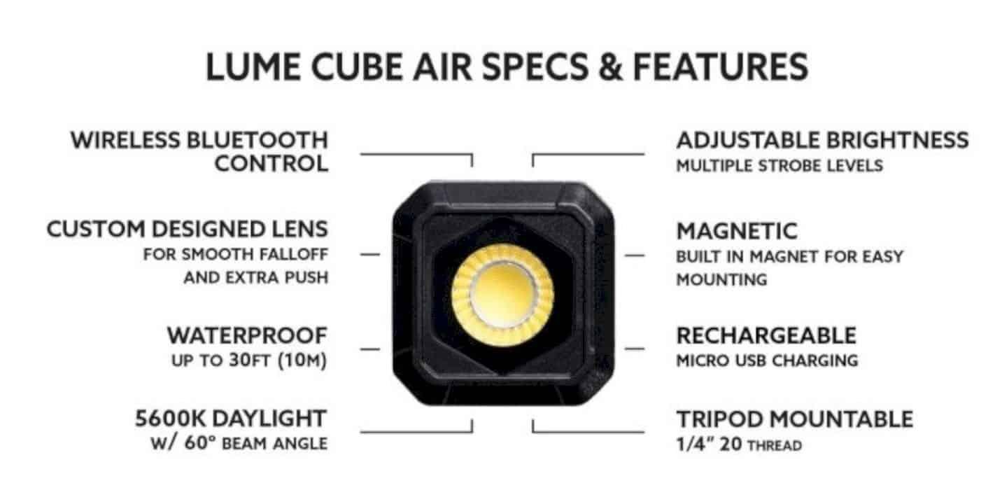 Lume Cube Air 12